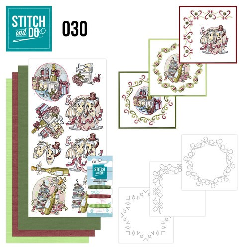 Stitch and Do 30-Celbrations