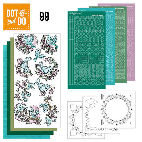 Dot and Do 99 - Spring-tastic