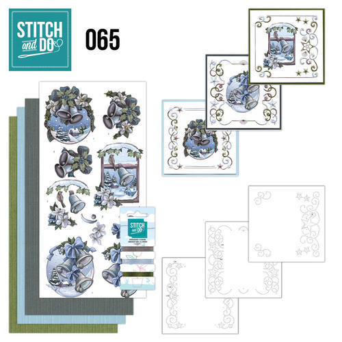 Stitch and Do 65 - The feeling of christmas