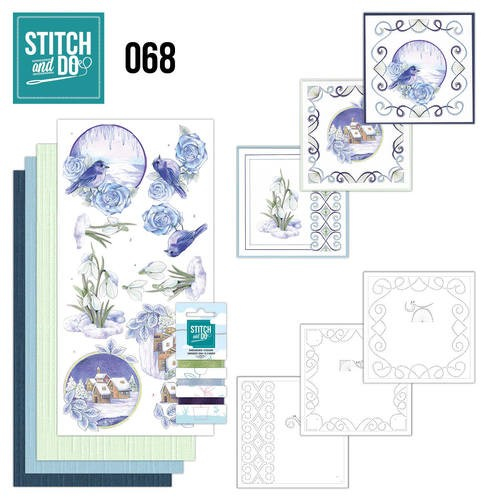 Stitch and Do - Winter Classics