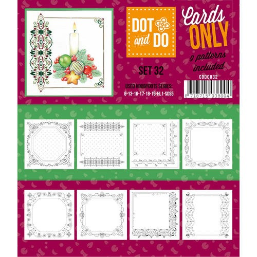 Dot & Do - Cards Only - Set 32