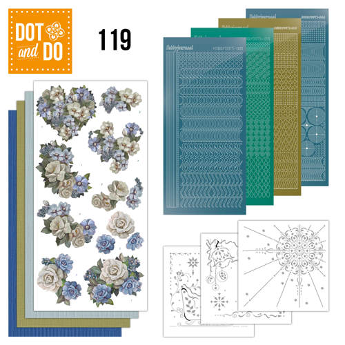 Dot and Do 119 Amy Design - Vintage winter
