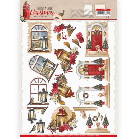 Amy Design - Nostalgic Christmas